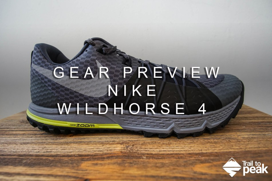 d61c47925e8bf Gear Review Preview Nike Wildhorse 4 Trail Running Hiking Backpacking