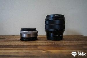 Review Sony E-Mount SEL16F28 16mm f/2.8 Wide-Angle Alpha E-Mount Lens