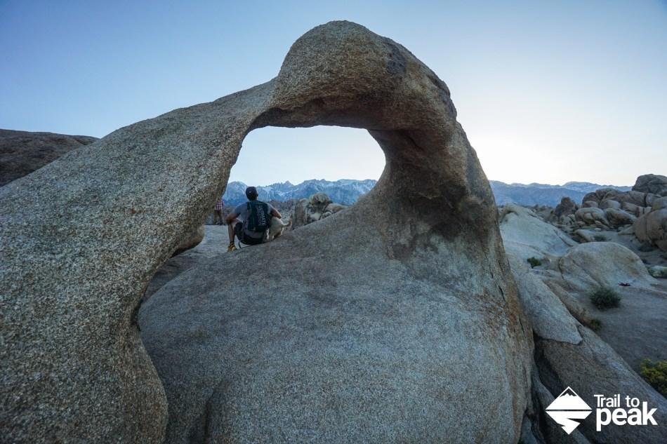 Hiking Mobius Arch Loop And Camping At Alabama Hills