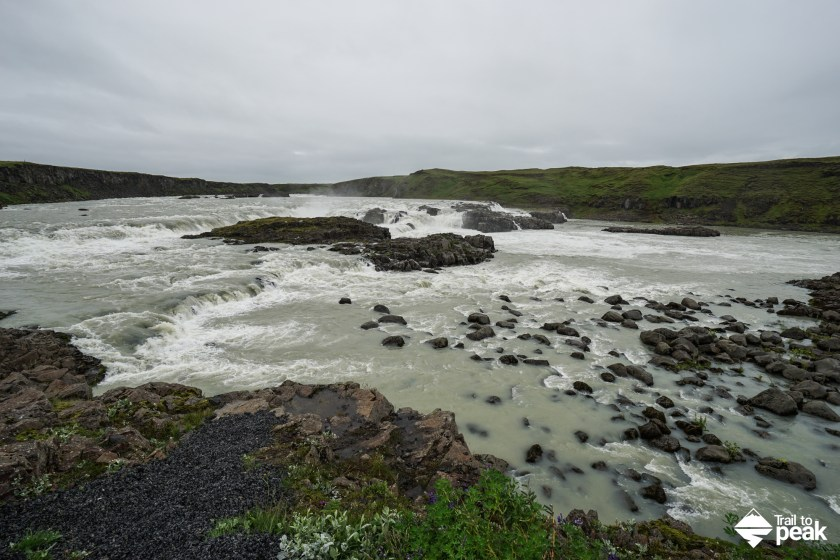 Driving Iceland's Golden Circle Urriðafoss