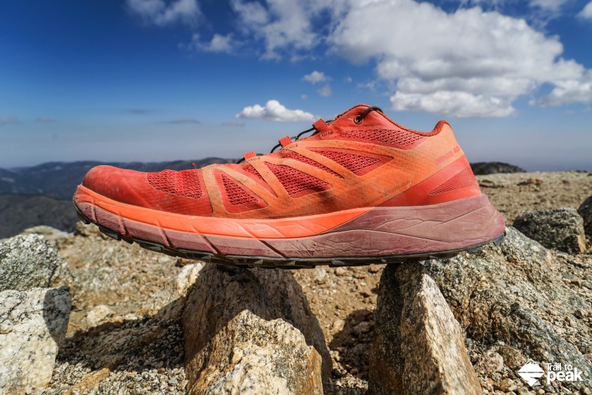 Gear Review: Salomon Sense Ride Travel Hiking Trail Running