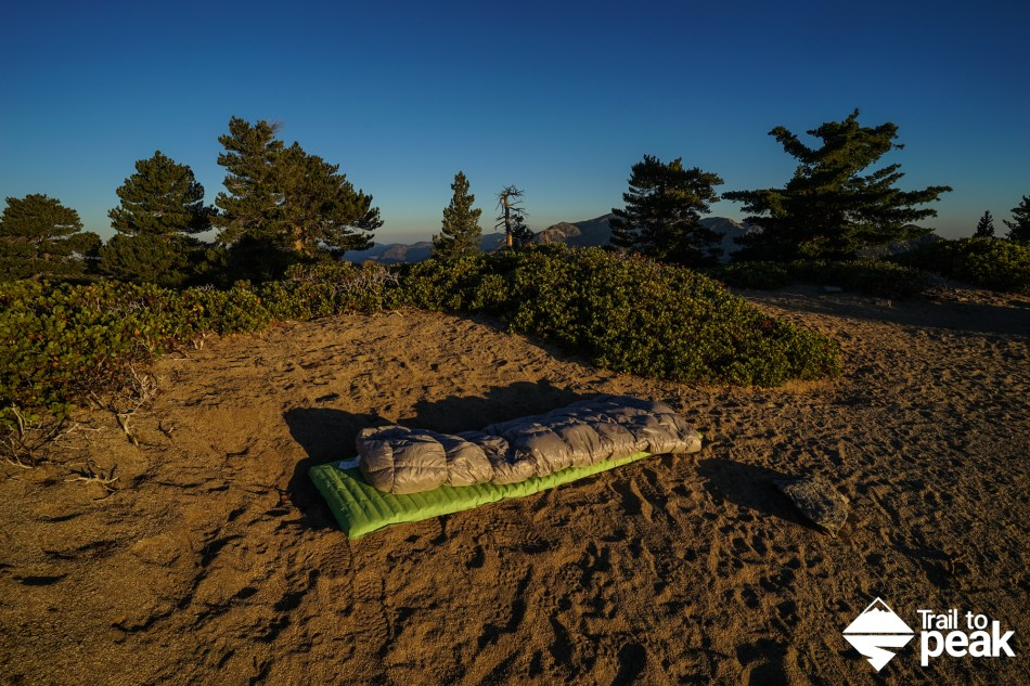 Gear Review NEMO Siren 30 Degree Down Sleeping Quilt