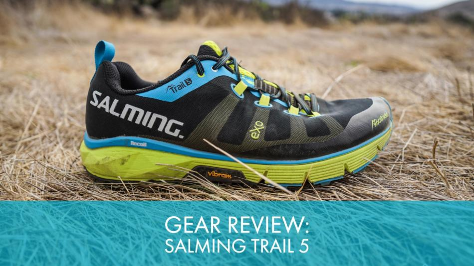 Gear Review: Salming Trail 5