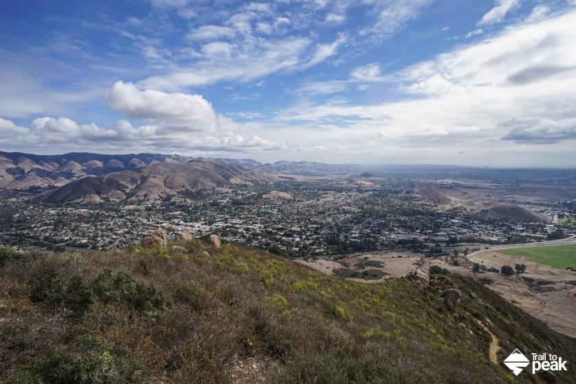 Hiking Cerro San Luis From The Lemon Grove Loop Trailhead