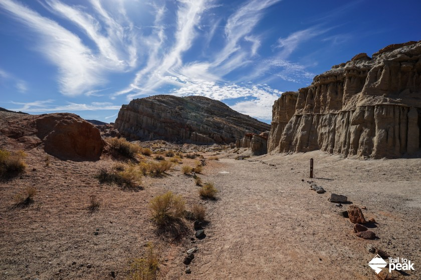 Hiking The Hagen Canyon Nature Trail in Red Rock Canyon State Park
