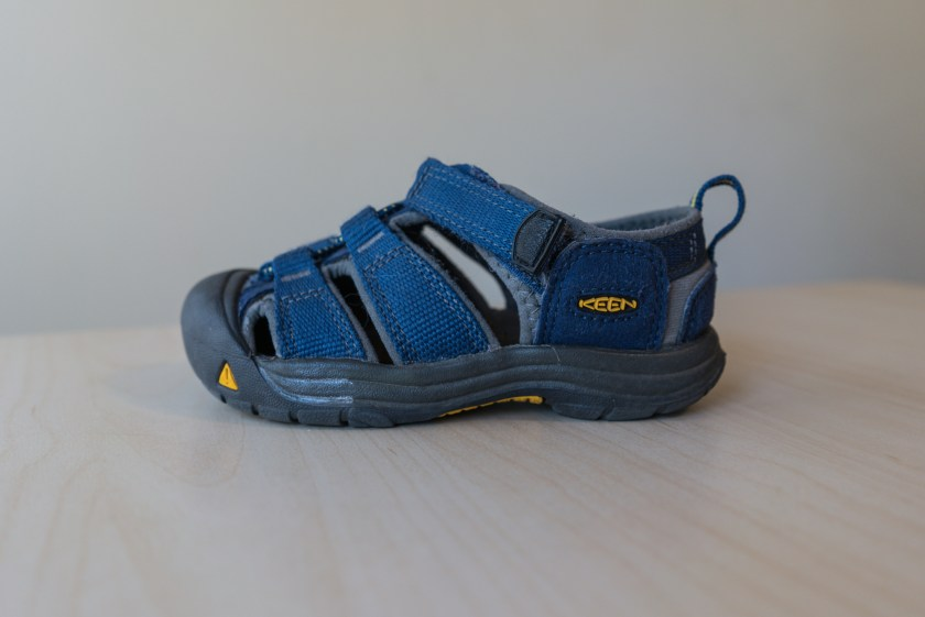 Gear Review: KEEN Newport H2 Sandal For Toddlers And Kids