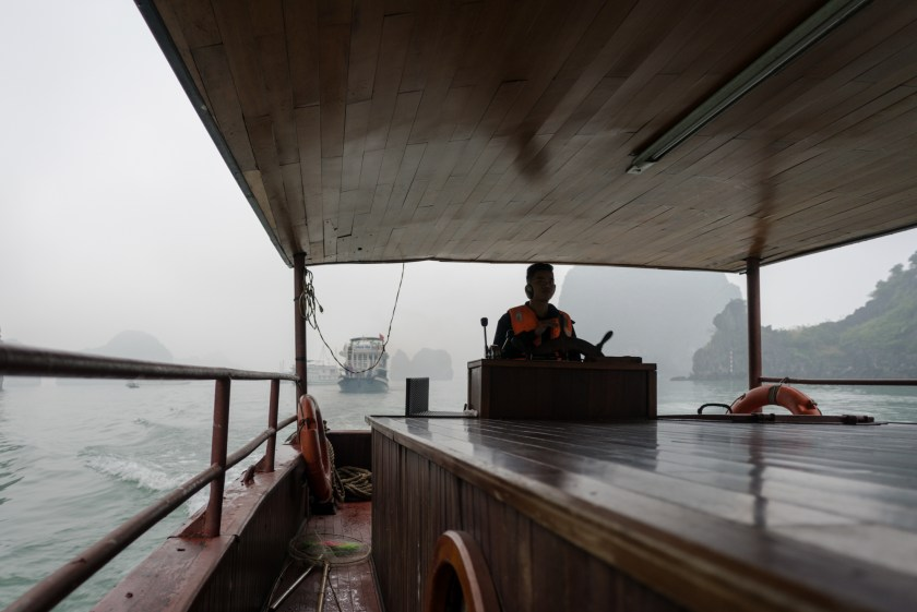 An Overnight Cruise On Vietnam's Halong Bay