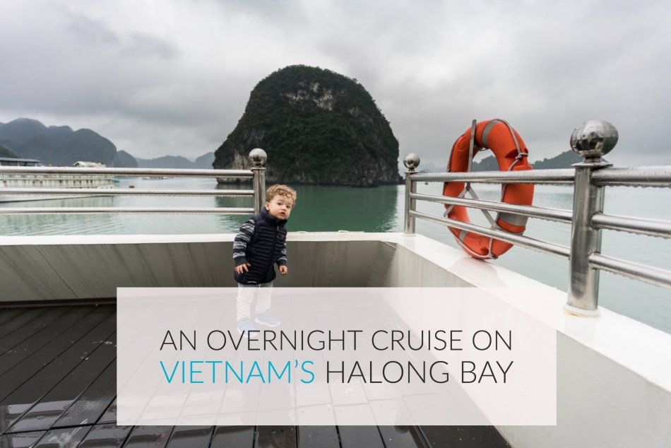 An Unforgettable Overnight Cruise On Vietnam's Halong Bay