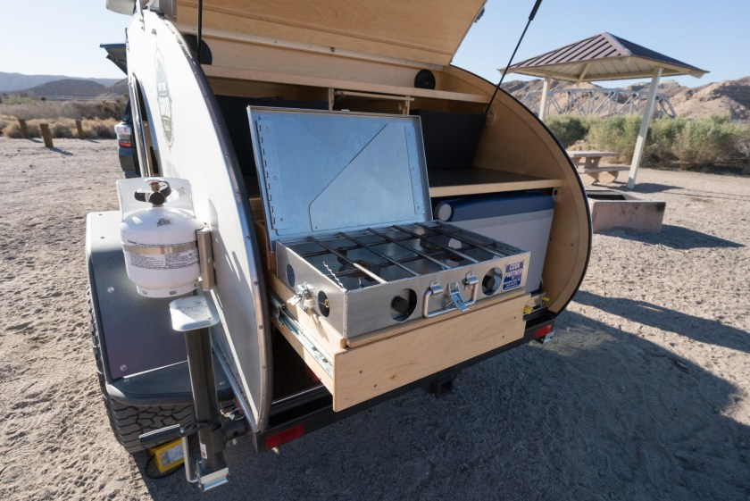 Family Travel In A Teardrop Trailer Offthegrid rentals
