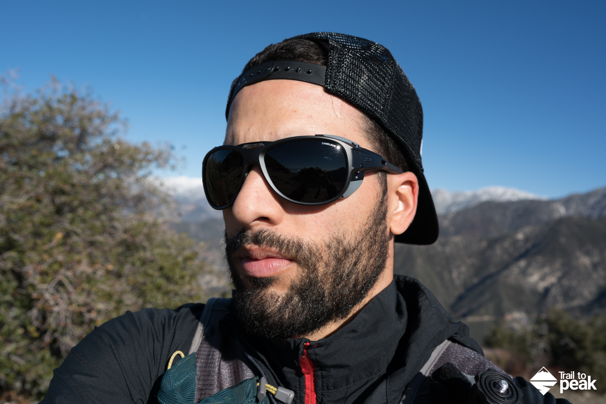 d7ef0ffbc8fc Gear Review: Julbo Explorer 2.0 Sunglasses With Camel Lenses - Trail ...