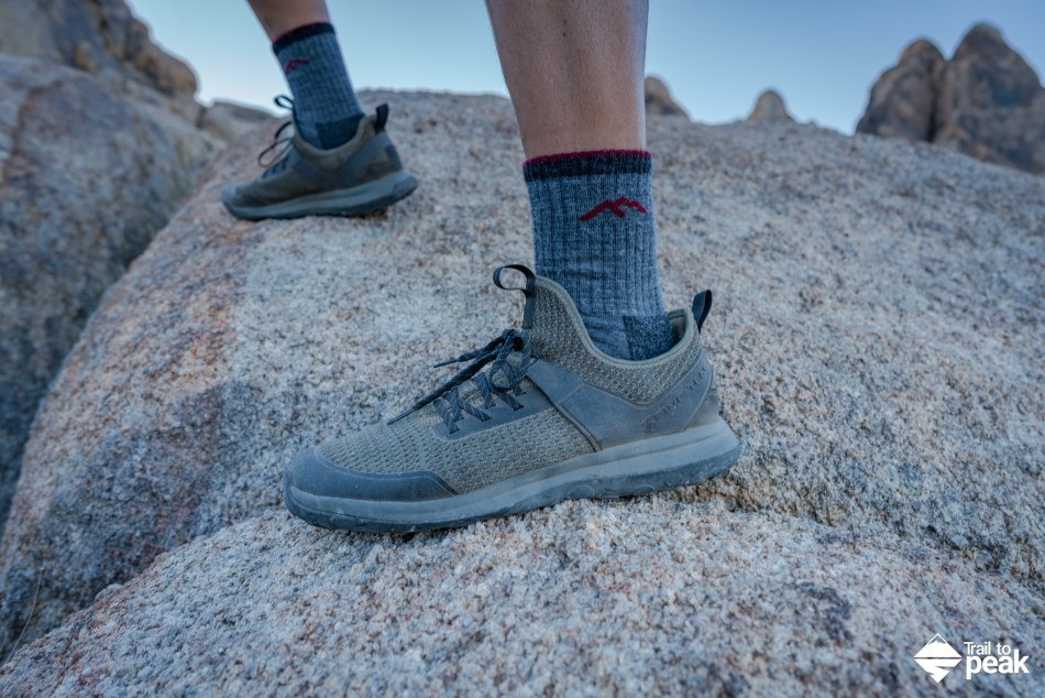 lowest price f1a92 8f451 Gear Review Five Ten Access Knit Approach Shoes
