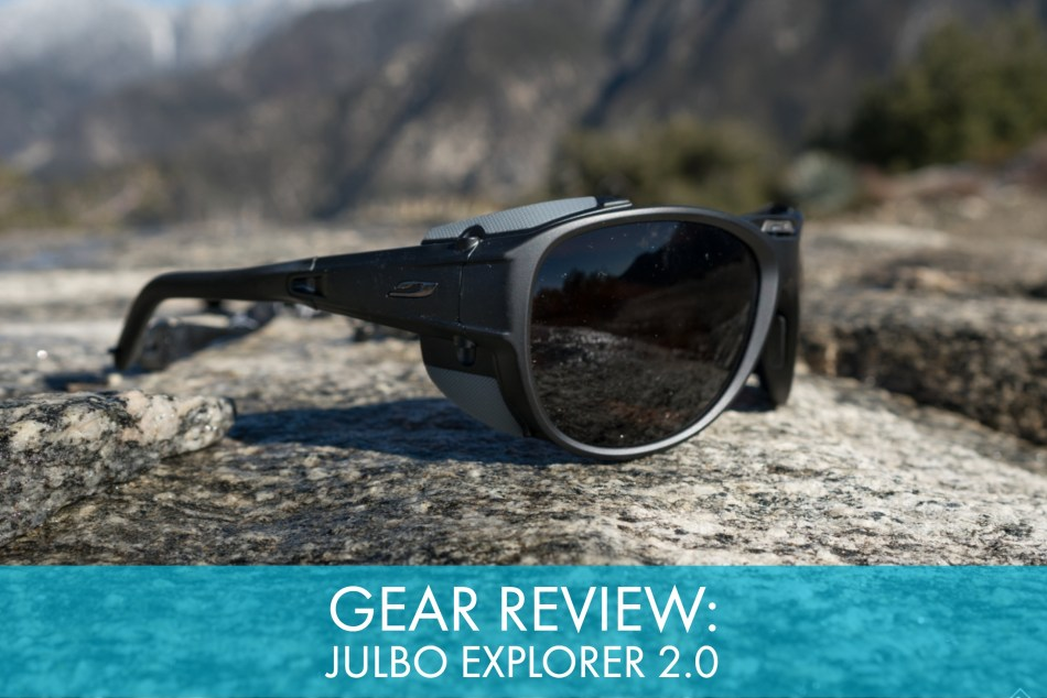 Gear Review  Julbo Explorer 2.0 Sunglasses With Camel Lenses - Trail ... 59d24023c58e