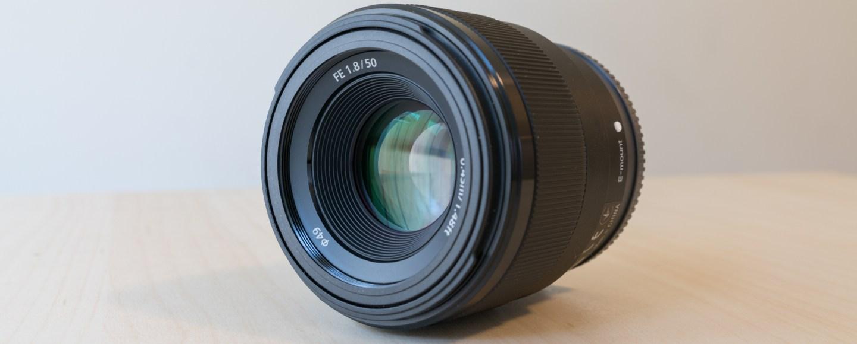 Gear Review Sony FE 50mm F/1.8 SEL50F18F