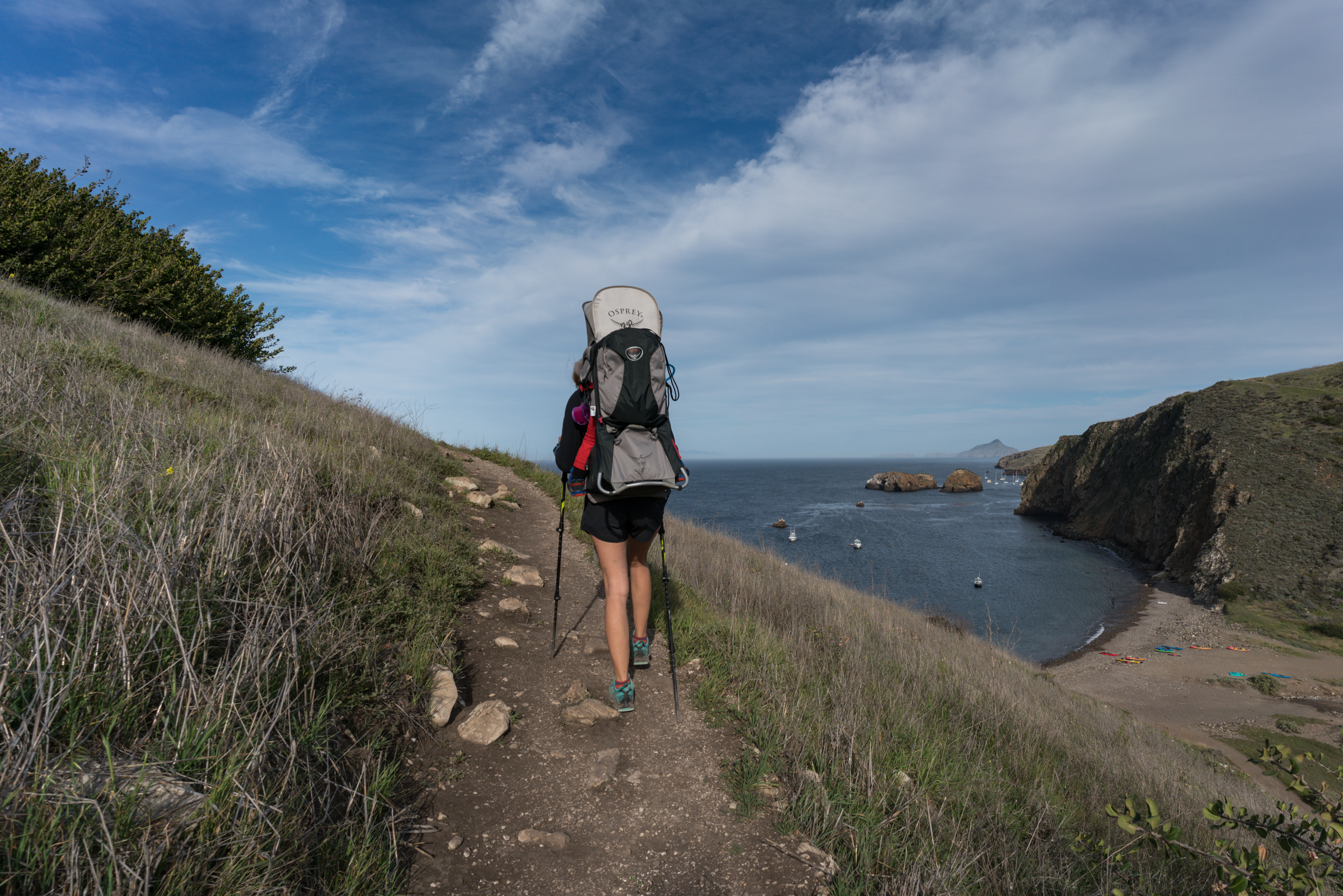 A Guide To Hiking Santa Cruz Island: Channel Islands National Park