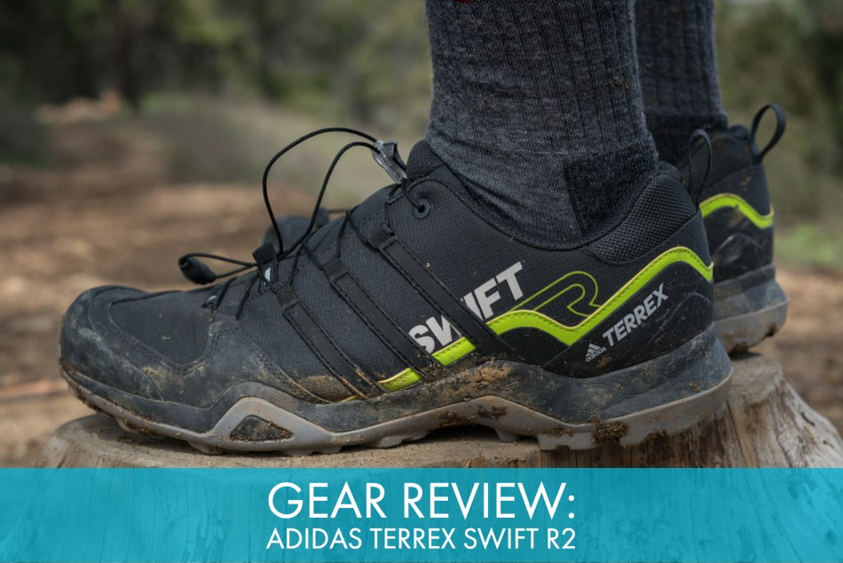 Gear Review  Adidas Terrex Swift R2 Hiking Shoes - Trail to Peak d491fdc51