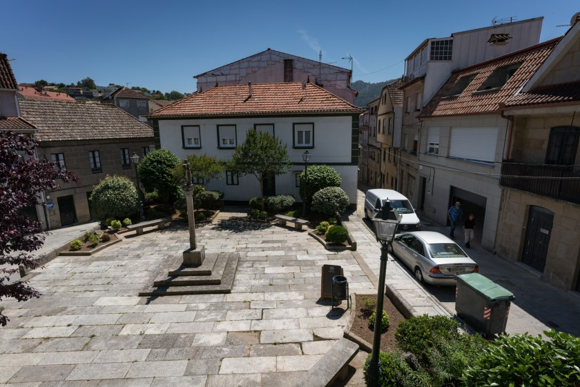 Camino Portuguese Day 6: Tui (Porriño) to Redondela