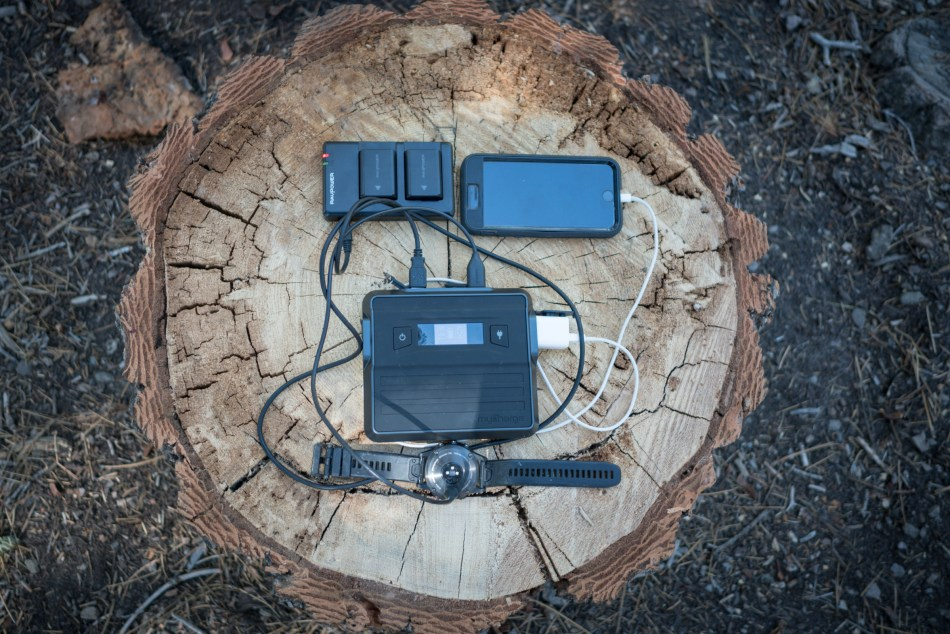 Gear Review: myCharge Ultra Portable Power Outlet - A Battery Pack For Adventures!
