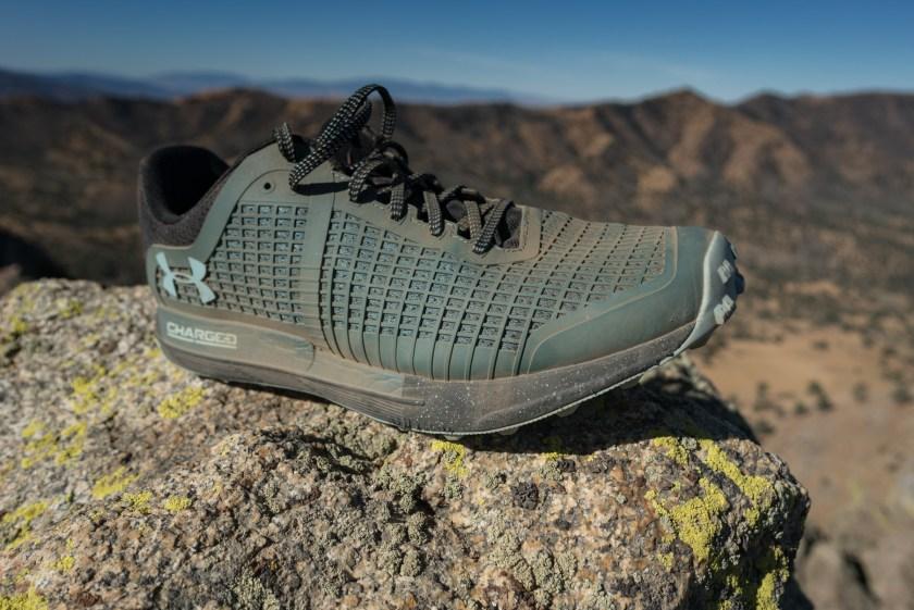 Gear Review: Under Armour Horizon BPF Trail Shoe