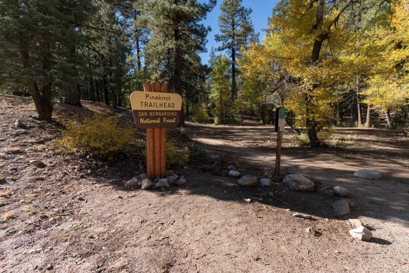 Hiking Pine Knot Trail To Grand View Point - Big Bear, CAHiking Pine Knot Trail To Grand View Point - Big Bear, CA