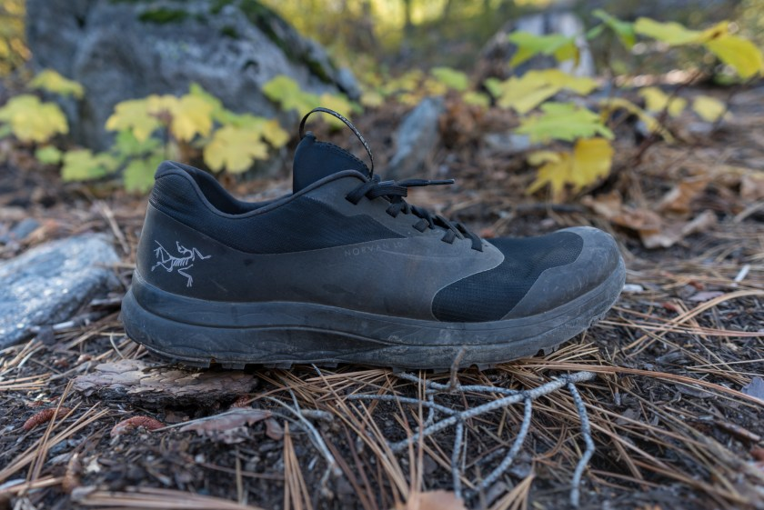 Gear Review: Arc'teryx Norvan LD Trail Shoe
