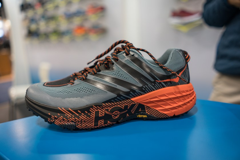 2019 Hoka One One Shoe Previews: Speedgoat 3