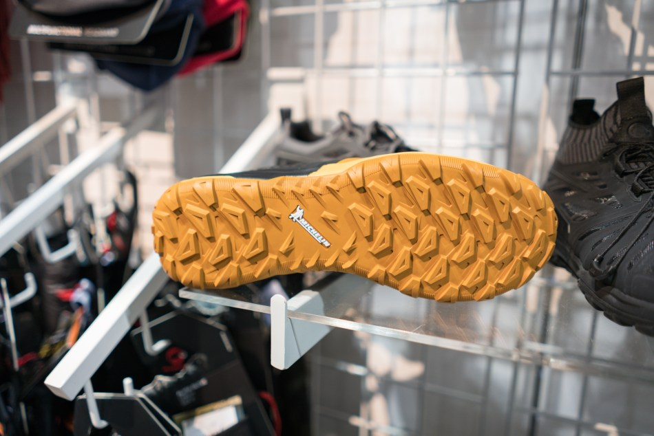 2019 Shoe Previews Mammut Saentis