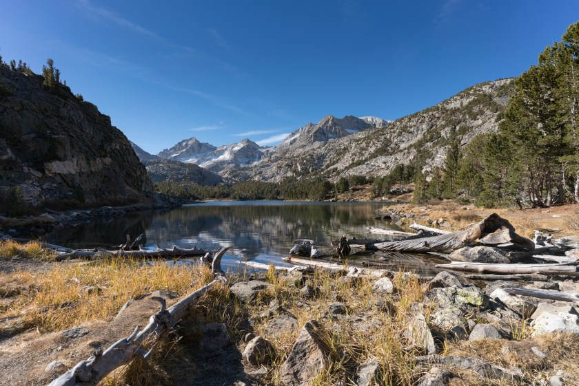 Hiking Little Lakes Valley (Gem Lakes) via Mosquito Flat - Bishop, CA
