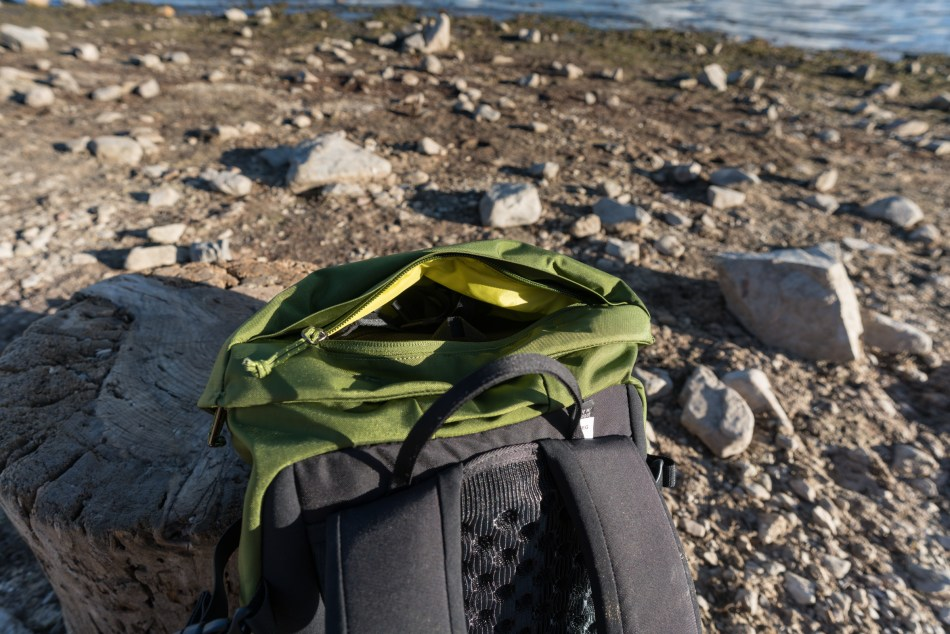 Gear Review: Arc'teryx Brize 25 Hiking Backpack