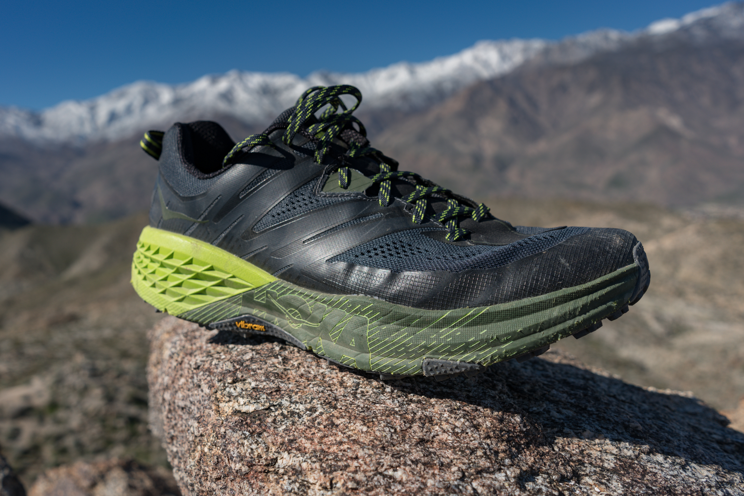 Gear Review: Hoka One One Speedgoat 3 Trail Shoe Trail to