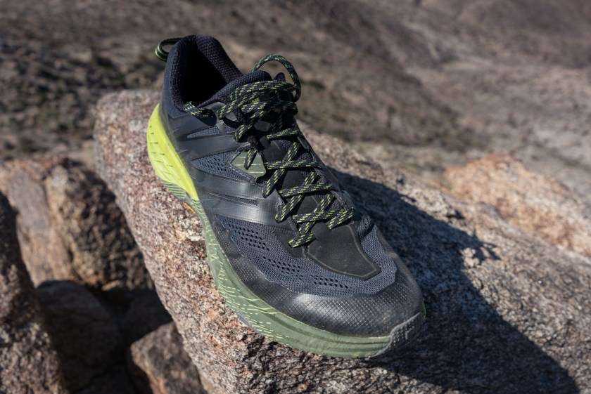 Gear Review: Hoka One One Speedgoat 3 Trail Shoe