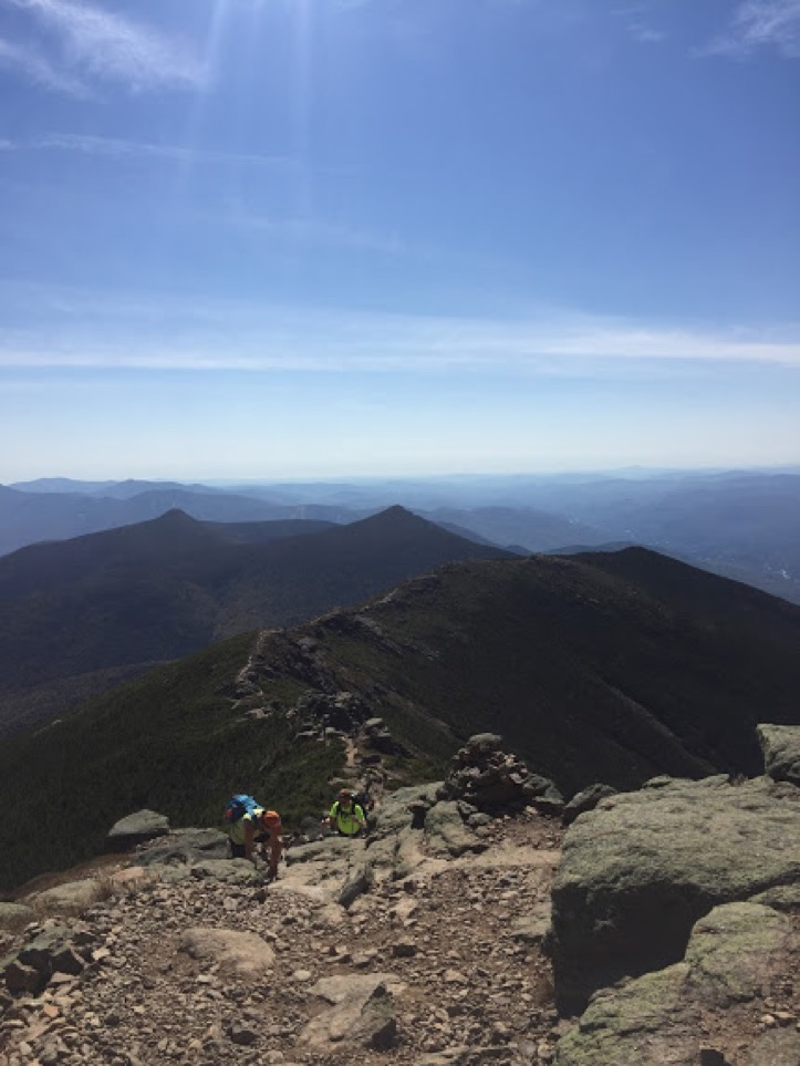 Hiking the Franconia Ridge Loop