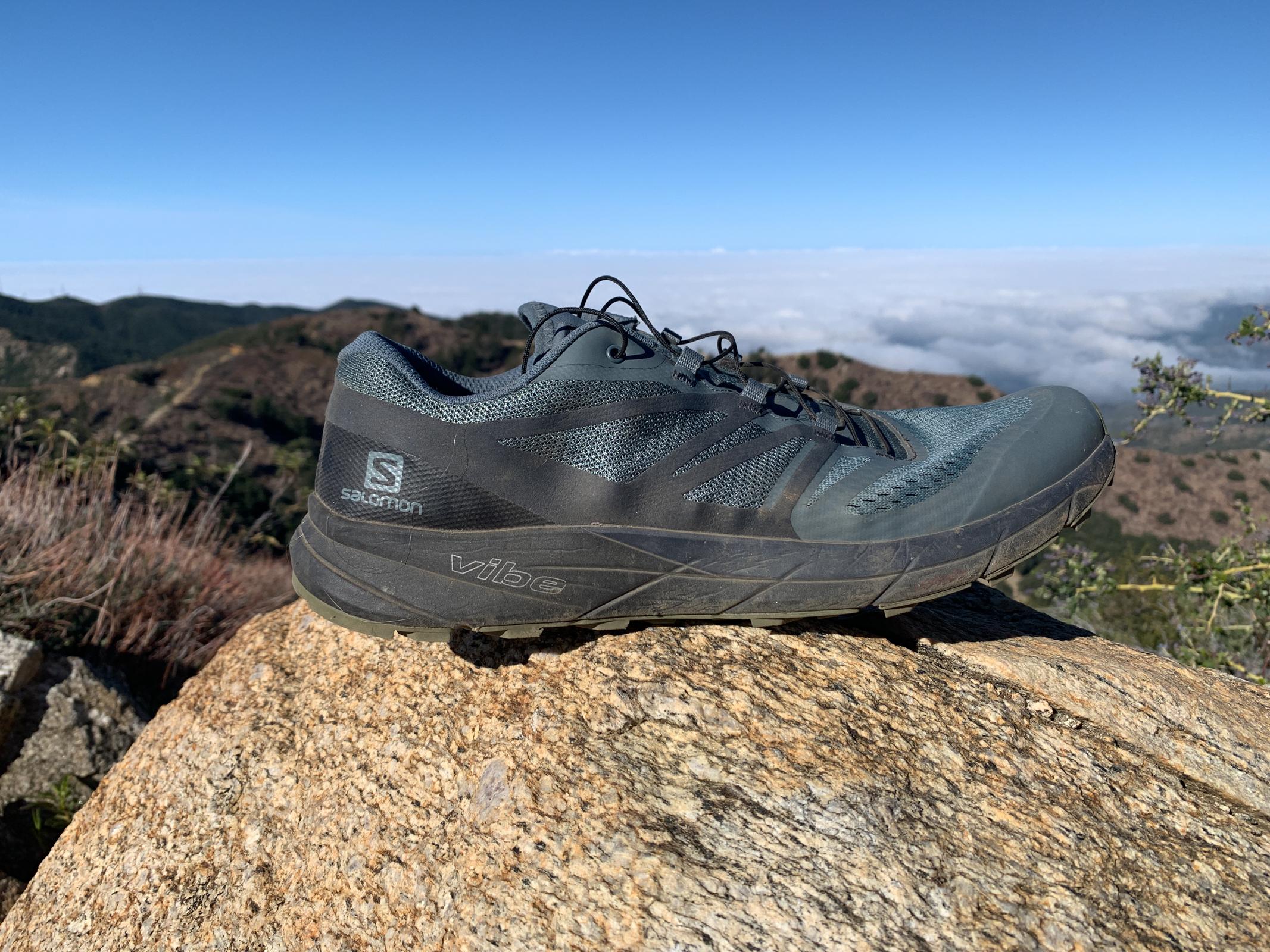 salomon shoes review