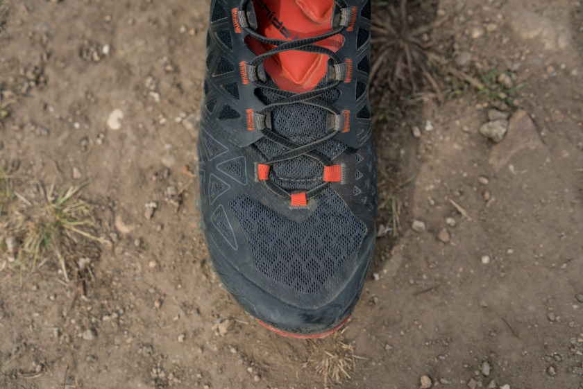 Gear Review: La Sportiva Bushido II