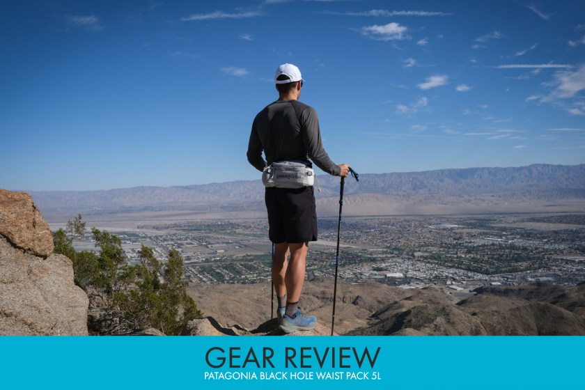 Gear Review: Patagonia Black Hole® Waist Pack 5L
