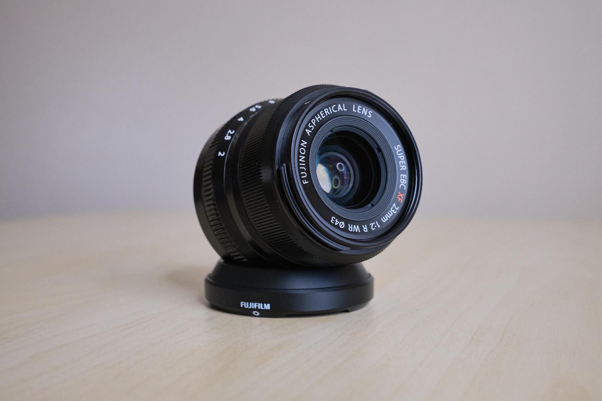 Gear Review: Fujifilm XF 23mm f/2.0 R WR