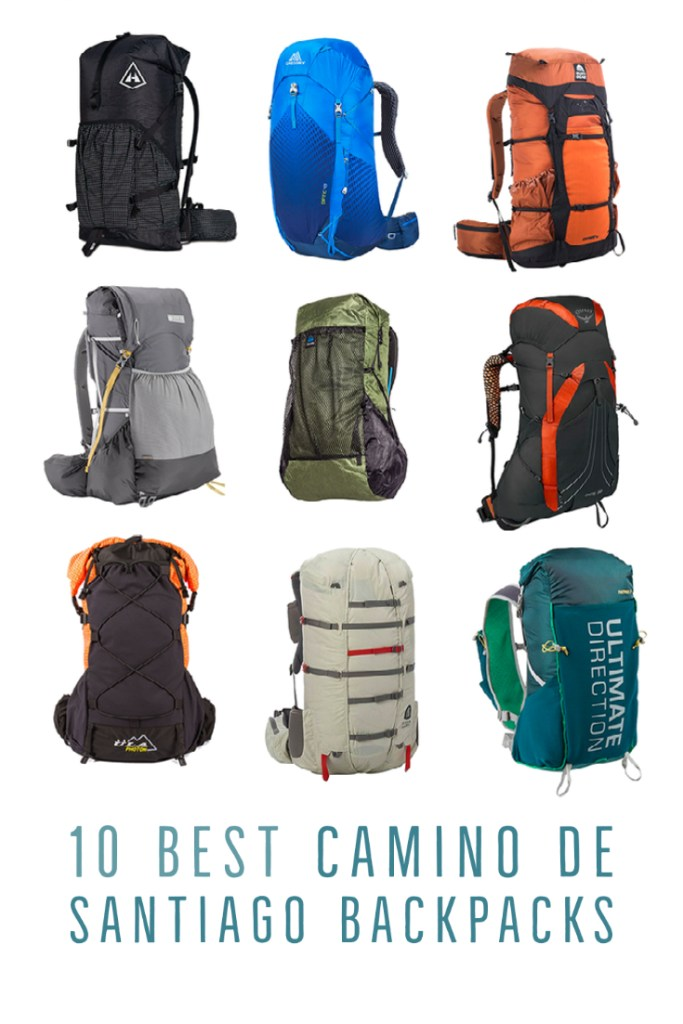 Camino de Santiago Backpacks Top 10 2021