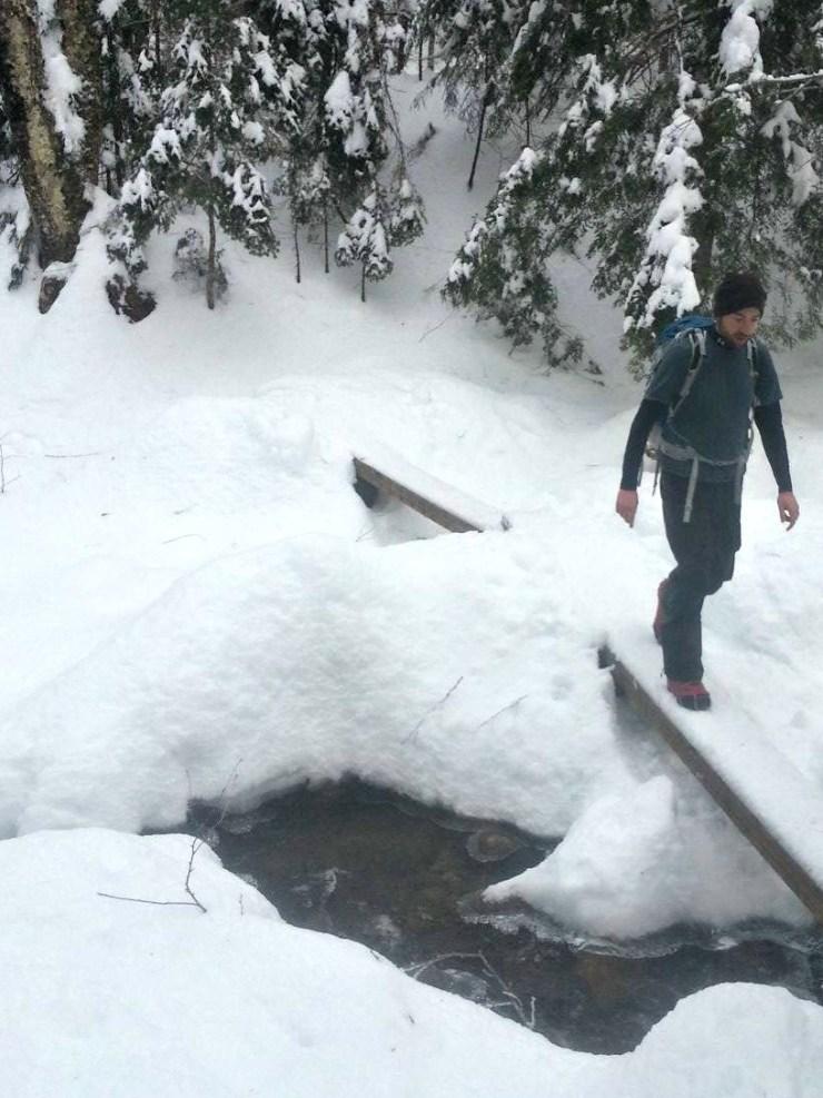 2- stream crossing