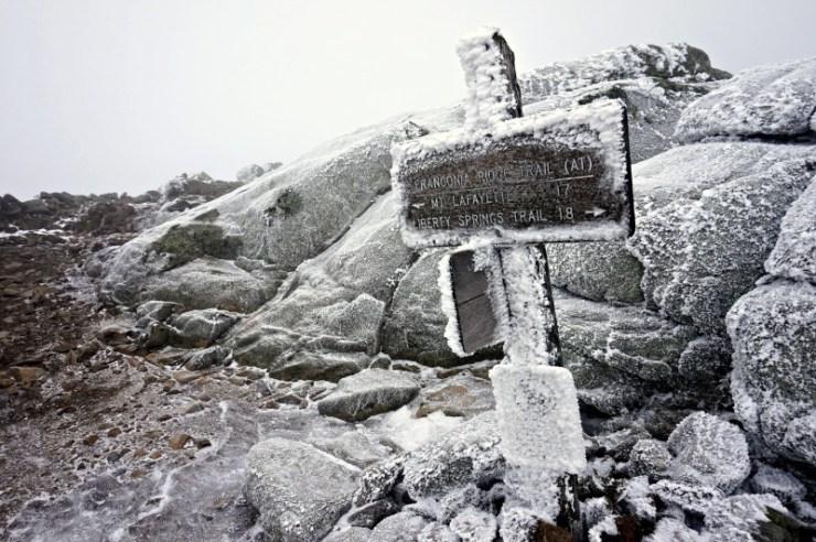 20-franconia ridge trail