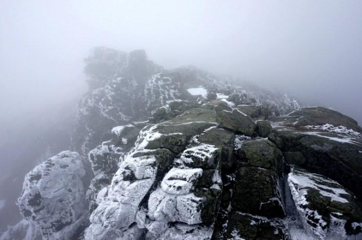 26-gargoles franconia ridge trail