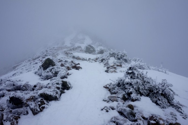 29-franconia ridge trail