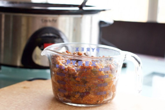dehydrated chili recipe