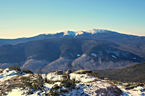 view of franconia ridge