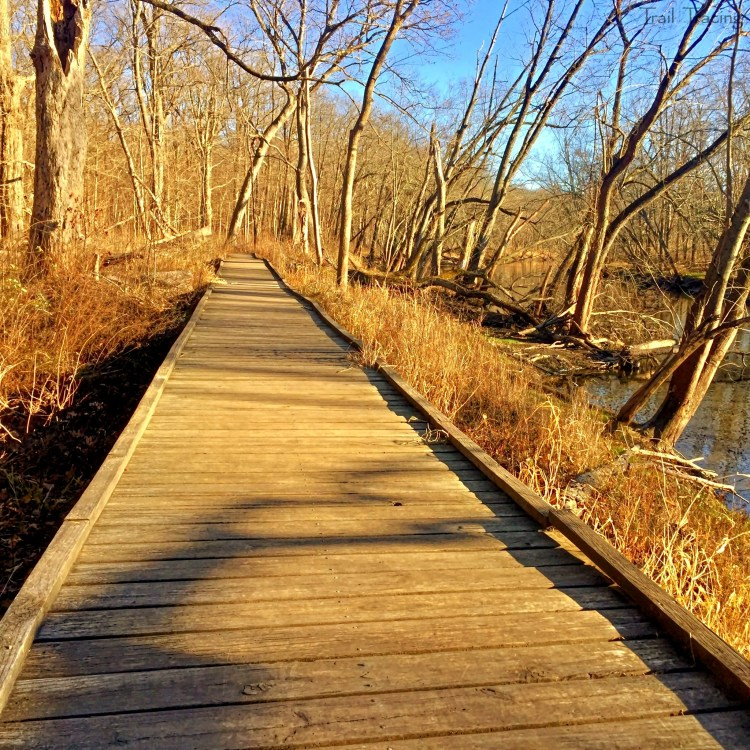 Ryerson Wooden Walkway
