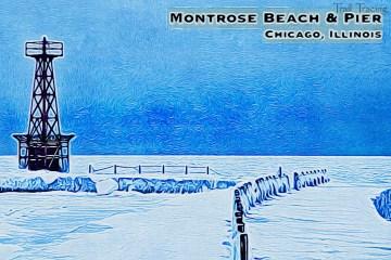 Montrose Beach and Pier Thumbnail