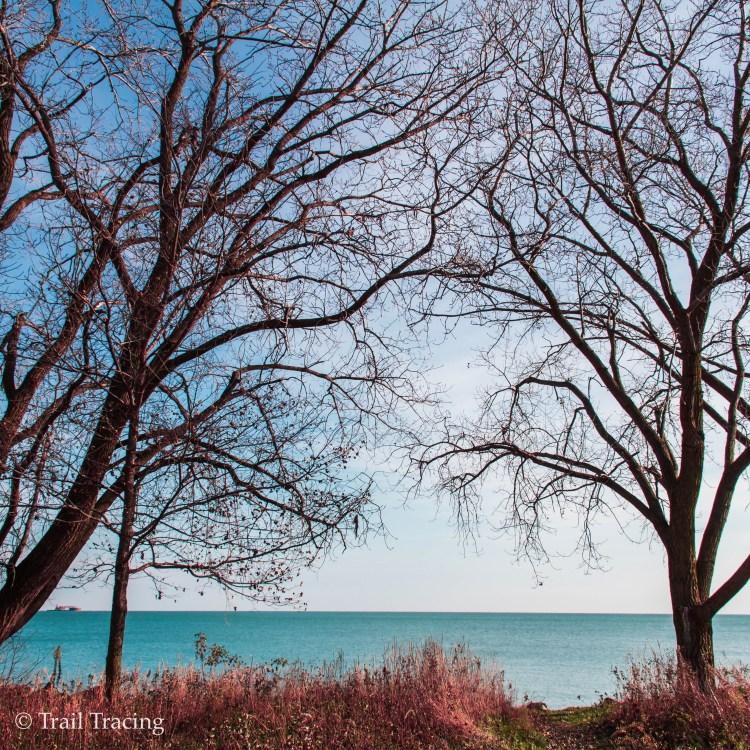 South Shore Lake Michigan View