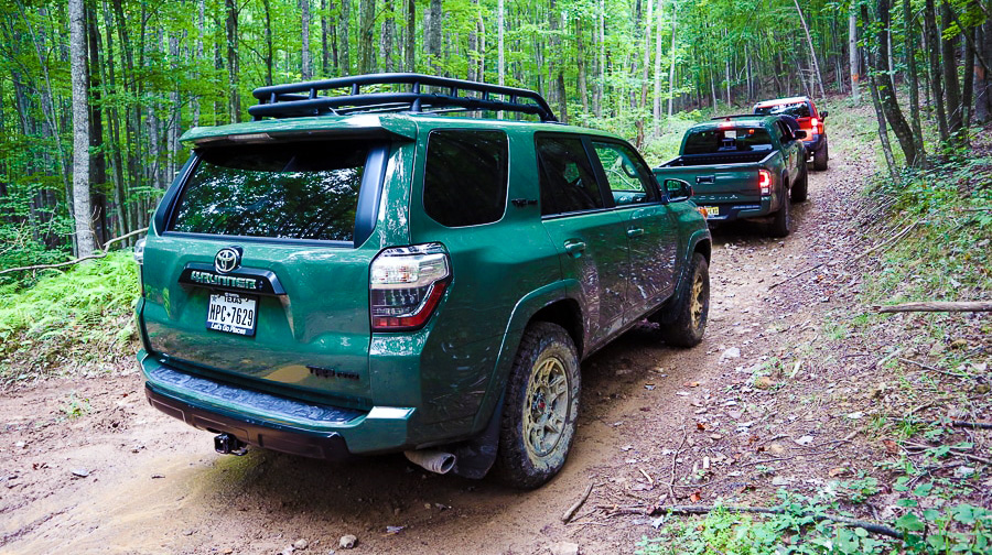 All Things Fadra : 2020 Toyota 4Runner TRD Pro is Ruggedness At Its Best