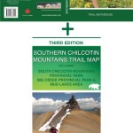 Chilcotin Trail Map