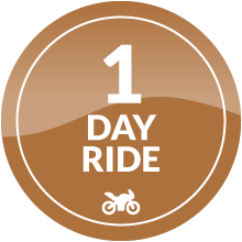 1 Day riding off-road in southern Spain