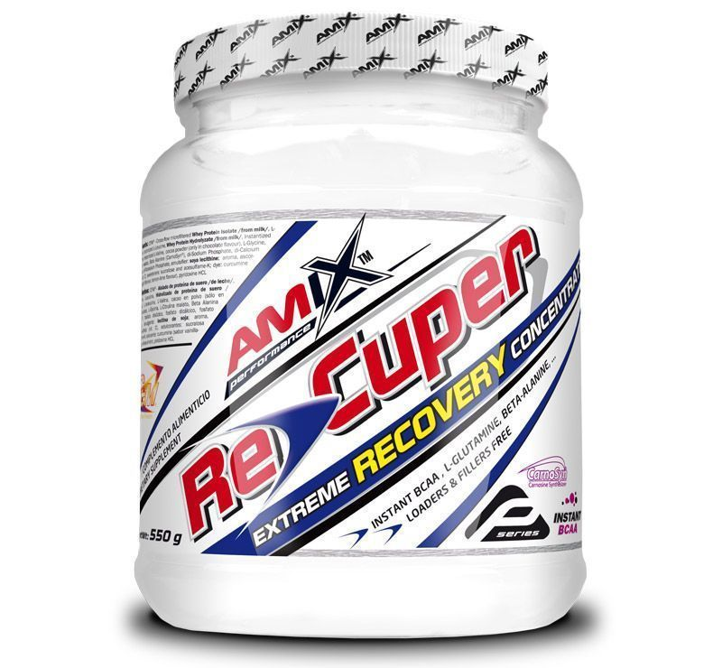 AMIX RE-CUPER RECOVERY DRINK 550GR