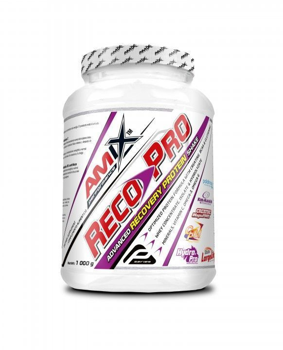 AMIX RECO-PRO RECOVERY DRINK 500 GR